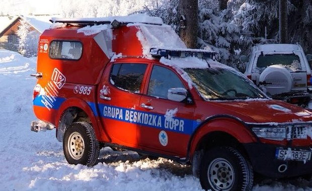 Akcja GOPR-u w rejonie Babiej Góry zakończona. Uratowano 5 osób