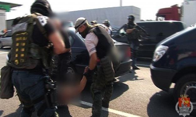 Akcja policji /Policja