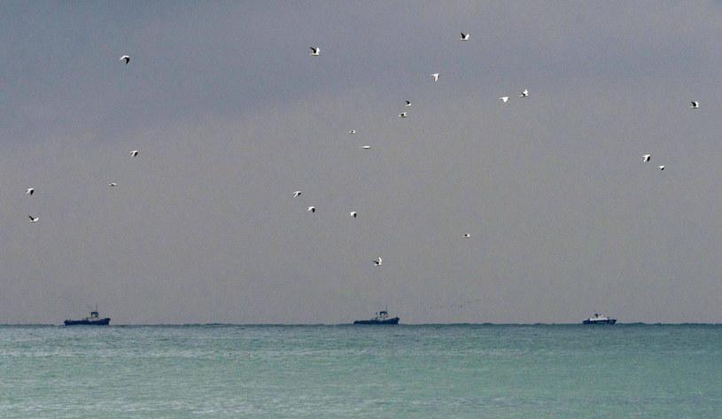 Akcja poszukiwawcza szczątków rosyjskiego Tu-154 na Morzu Czarnym /YEVGENY REUTOV    /PAP/EPA