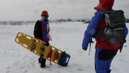 Akcja ratowników GOPR w Beskidzie Żywieckim. Odnaleźli biegacza w głębokiej hipotermii