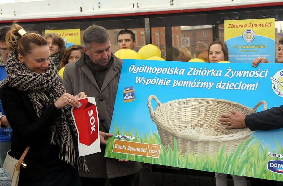Akcja rusza już w ten weekend /Radek Pietruszka /PAP