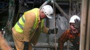 Akcja w kopalni: Ratownicy znaleźli kolejną kurtkę