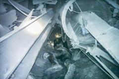 Akcja w kopalni Zofiówka: Ekstremalnie trudne warunki. JSW publikuje zdjęcia