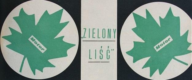 """Akcja """"Zielony liść"""", organizowana przez tygodnik """"Motor"""" w latach 60. /Motor"""