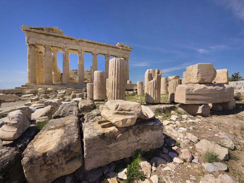Akropol jest najsłynniejszym zabytkiem Aten /123/RF PICSEL