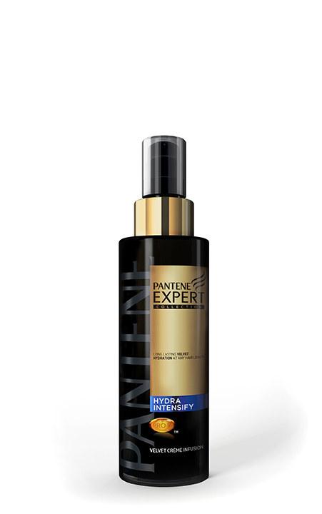 Aksamitny, intensywnie nawilżający krem do włosów Pantene Expert Hydra Intensify /materiały prasowe /materiały prasowe