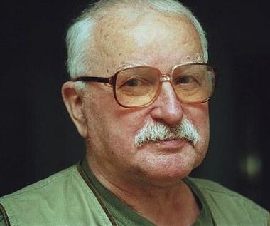 Aktor Gustaw Lutkiewicz kończy 90 lat