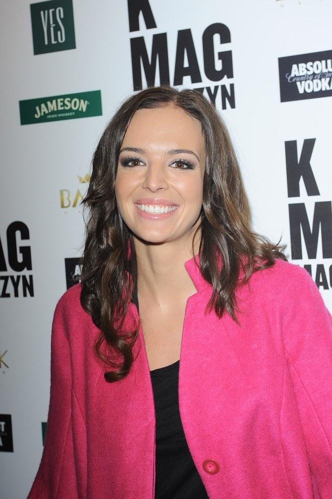 Aktorka, dziennikarka, teraz także tancerka - Anna Wendzikowska nie narzeka na brak zajęć /Michał Wargin /East News