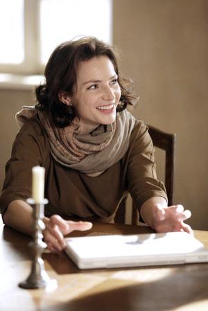 """Aktorka jest zadowolona z przemiany, jaką przechodzi jej bohaterka w """"Sile wyższej"""" /  /AKPA"""
