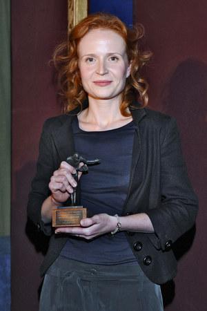 Aktorka ma na swoim koncie kilka Feliksów Warszawskich - nagród przyznawanych za kreacje teatralne /  /MWMedia