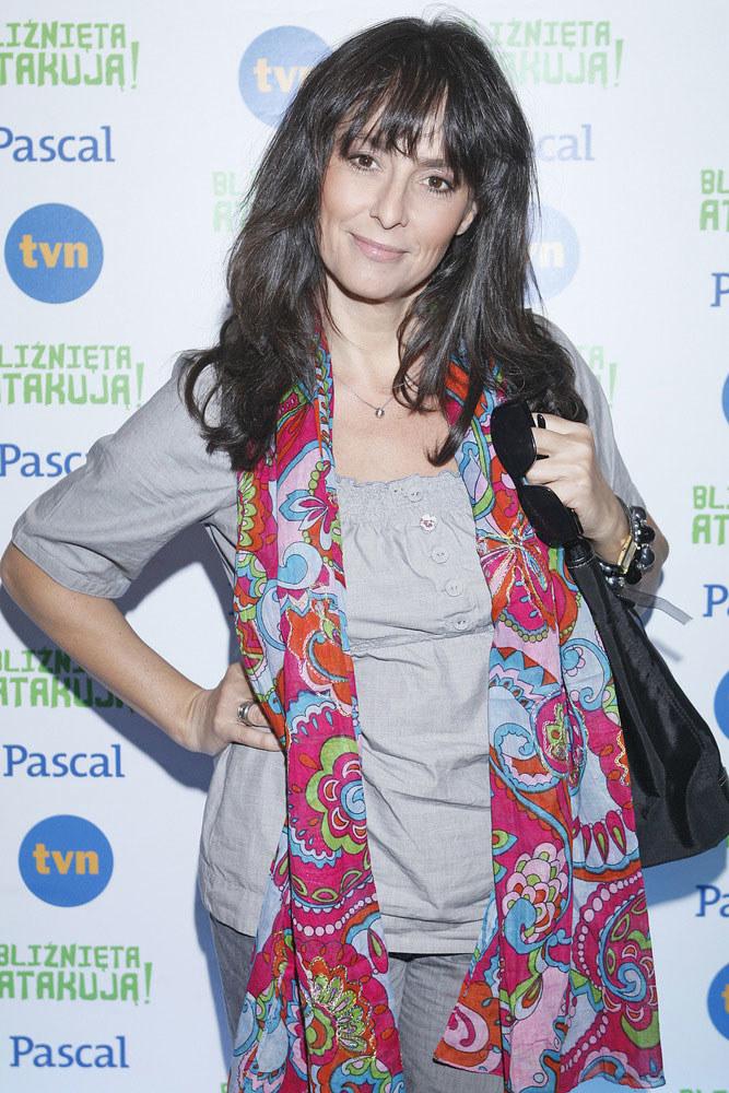 Aktorka ma prawdziwie włoski temperament  /Michał Baranowski /AKPA