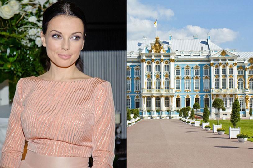 Aktorka marzyła o podróży do Sankt Petersburga /East News