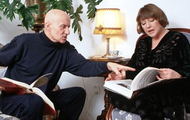 Aktorka po śmierci męża zdecydowała się na odważny krok!