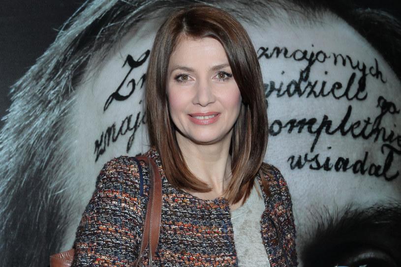 Aktorka świetną kondycję zawdzięcza między innymi jodze /Paweł Wrzecion /MWMedia