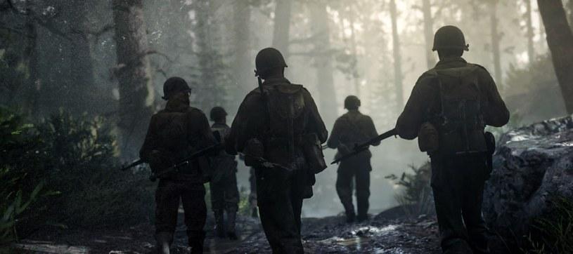 Aktorzy mieli doświadczenie w filmowych produkcjach wojennych. Praca przy grze wideo o tej tematyce jest jednak czymś zupełnie innym... /materiały prasowe