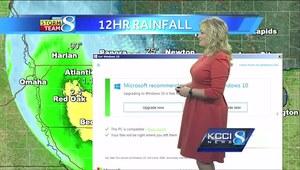 Aktualizacja Windows popsuła pogodę