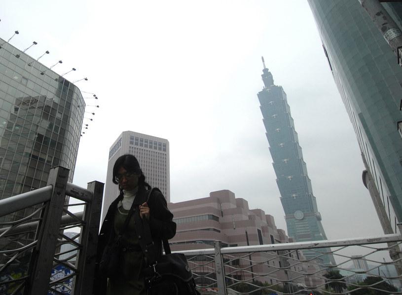 Aktualnie najszybsza winda świata zainstalowana  jest w wieżowcu Taipei 101 w stolicy Tajwanu. /AFP