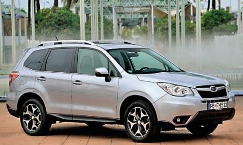 Aktualny model jest w produkcji od 2012 r. Oznaczenie fabryczne: SJ. /Subaru