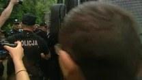 Aktywistki Femen zatrzymane w Warszawie