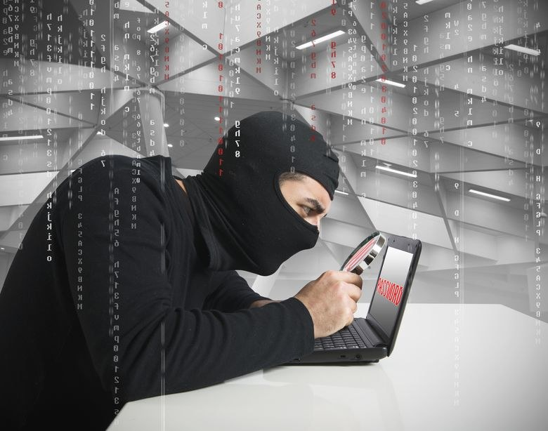 Aktywność cyberprzestępców w 2014 roku nie słabnie. /©123RF/PICSEL