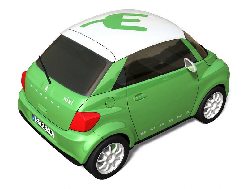 Akumulatory auta będzie można naładować do 90% w zaledwie 15 minut /Syrena/ Facebook  /Materiały prasowe
