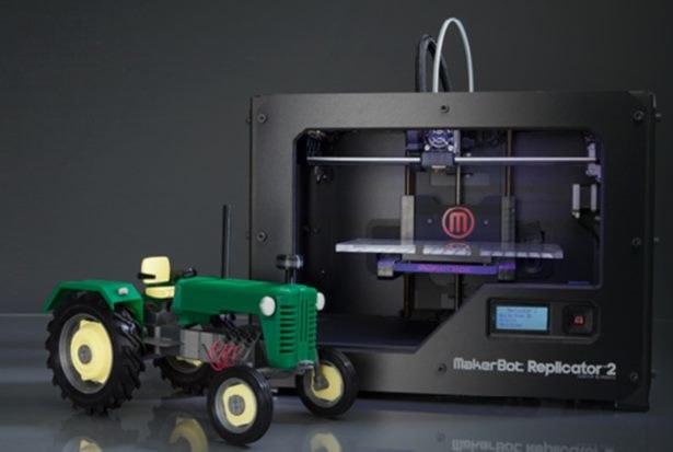 Akwizycja firmy MakerBot to duża zmiana w świecie druku 3D /materiały prasowe