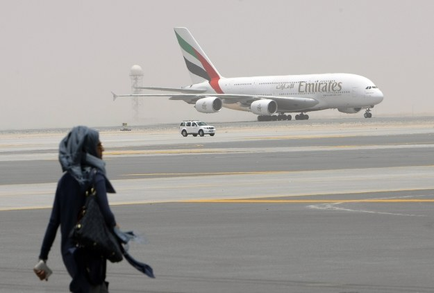 Al Maktoum International Airport /AFP