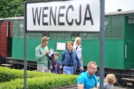 Ala (Olga Frycz) i Paweł (Rafał Mroczek) wybiorą Wenecję, ale… w Polsce. Tak, tak, mamy w naszym rodzimym kraju własną Wenecję, choć może nie wszyscy o niej słyszeli.