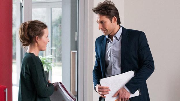 Ala uzna, że spotkanie z Karolem to czysty przypadek. Nie domyśli się, że Jurek nią manipuluje. /Agencja W. Impact
