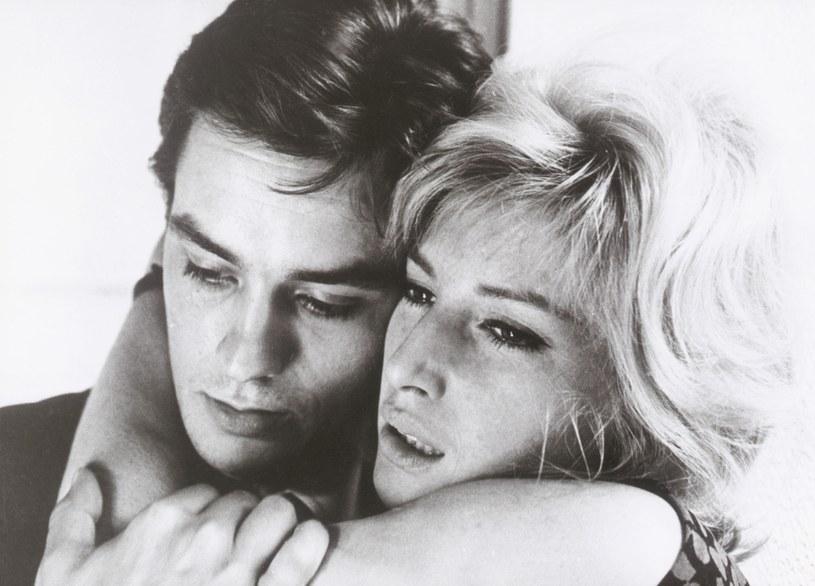"""Alain Delon i Monica Vitti w filmie Antonioniego """"Zaćmienie"""" (1962) /AKPA"""
