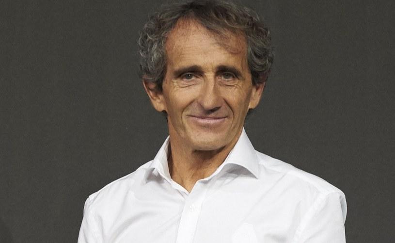 Alain Prost /AFP