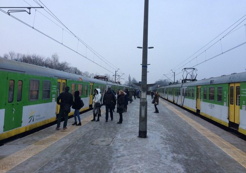 Alarm bombowy na stacji PKP w Sopocie (zdjęcie ilustracyjne) /Mariusz PIekarski /Archiwum RMF FM