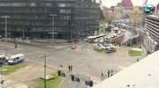 Alarm bombowy we Wrocławiu