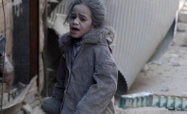 Alarmujące dane z Syrii: Reżim i Rosjanie chcą wygrać wojnę, całkowicie wyniszczając ludność