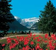 Alberta: park narodowy Banff /Encyklopedia Internautica