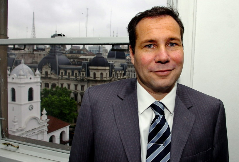 Alberto Nisman /PAP/EPA