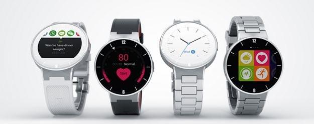 Alcatel OneTouch Watch /materiały prasowe