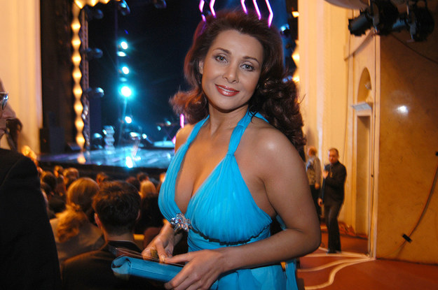 Aldona Orman Nago Playboy Ckm