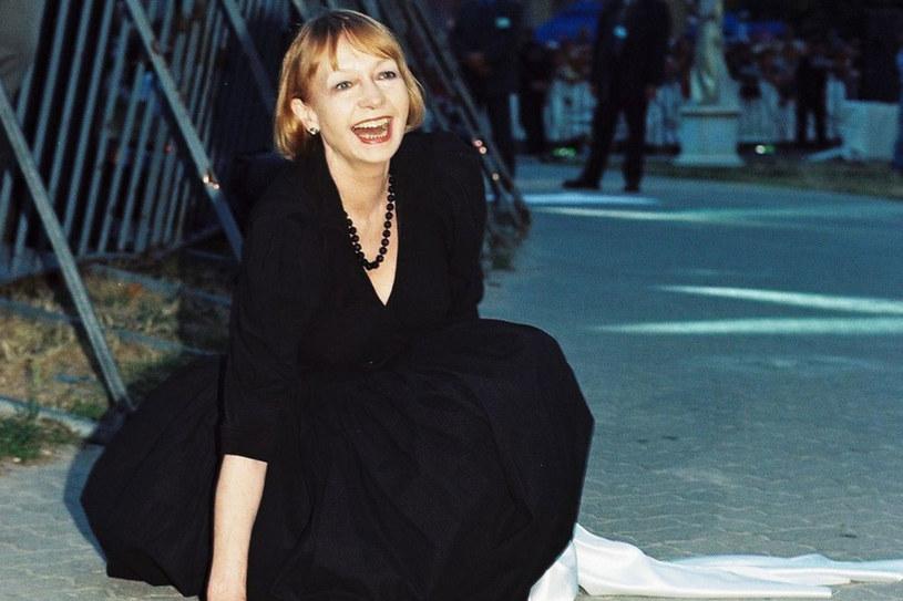 Aleja w Międzyzdrojach. To tutaj w 2003 roku aktorka odcisnęła swoją dłoń /Zenon Zyburtowicz /East News