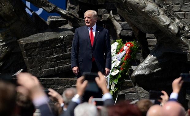 Aleje Jerozolimskie Donalda Trumpa jak Westerplatte Jana Pawła II