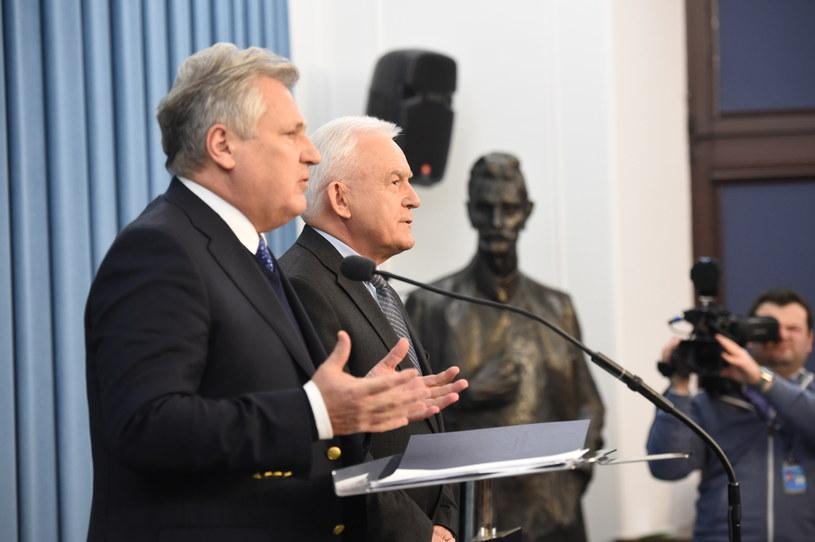 Aleksander Kwaśniewski /Radek Pietruszka /PAP