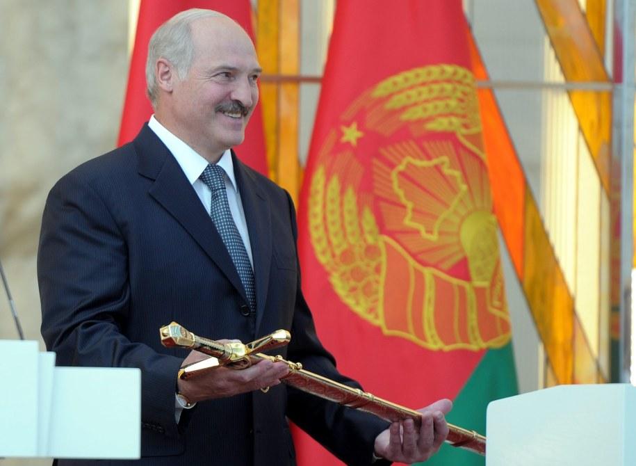 Aleksander Łukaszenko /EPA/ALEXEY DRUZHINYN / RIA NOVOSTI / KREMLIN POOL MANDATORY CREDIT  /PAP