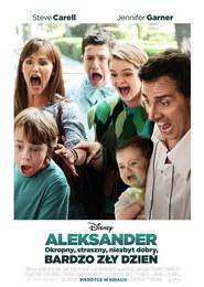 Aleksander - okropny, straszny, niezbyt dobry, bardzo zły dzień