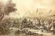 Aleksander Orłowski, Zdobycie armat pod Racławicami, 1801 /Encyklopedia Internautica