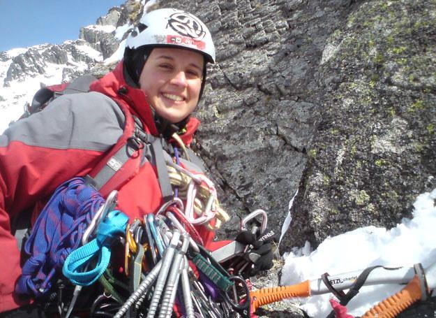 Aleksandra Dzik ma na koncie m.in. wejście na Gaszerbrum II  /fot. A. Koźbiał /INTERIA.PL