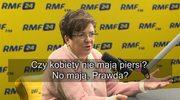Aleksandra Jakubowska: A cóż jest w tym seksistowskiego?