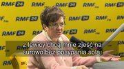 Aleksandra Jakubowska: Okazuje się, że dawne koleżanki chcą mnie zjeść