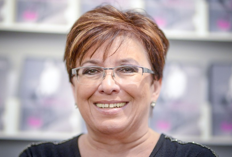 Aleksandra Jakubowska opowiada o pracy w TVP /PIOTR KAMIONKA REPORTER /East News