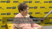 Aleksandra Jakubowska: W tej ustawie jest jedna zła rzecz
