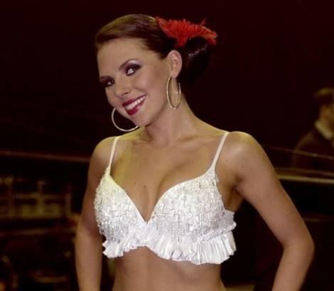 Aleksandra Kwaśniewska jest instruktorką tańca, fot. Piotr Bławicki /Agencja SE/East News
